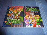 photo d'illustration pour l'article goodie:The Legend of Zelda- Four Swords Adventures