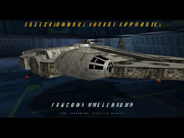 image faucon millenium