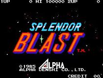 Photo de la boite de Splendor Blast