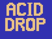 Acid Drop, capture décran