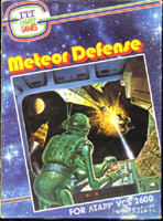 Photo de la boite de Meteor Defense