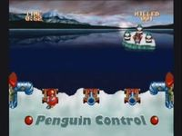 une photo d'écran de Attack of the Mutant Penguins sur Atari Jaguar