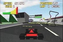 Checkered Flag sur Atari Jaguar