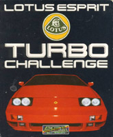 Photo de la boite de Lotus Esprit Turbo Challenge