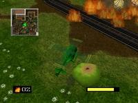 Army Men - Air Combat sur Nintendo 64
