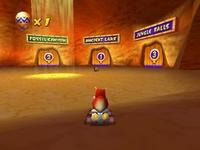 Diddy Kong Racing, capture décran