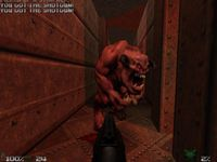 Doom 64, capture décran