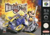 Photo de la boite de Road Rash 64