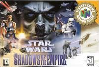 Photo de la boite de Star Wars - Shadows of the Empire