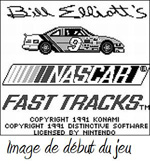 Bill Elliot s Nascar Fast Tracks, capture d'écran