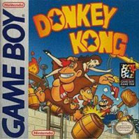 Photo de la boite de Donkey Kong (Game Boy)