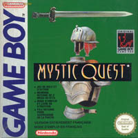 Photo de la boite de Mystic Quest
