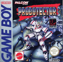 Photo de la boite de Probotector (Game Boy)