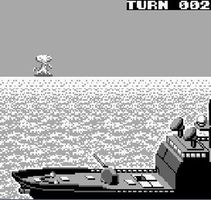 Radar Mission sur Nintendo Game Boy