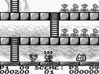 RodLand sur Nintendo Game Boy
