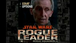 Star Wars - Rogue Leader, capture d'écran