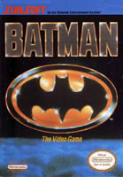 Photo de la boite de Batman - The Video Game