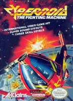Photo de la boite de Cybernoid - The Fighting Machine