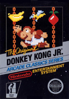 Photo de la boite de Donkey Kong Jr