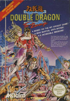 Photo de la boite de Double Dragon 2 - The Revenge