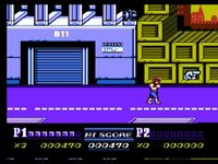 Double Dragon 2 - The Revenge, capture d'écran