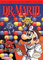 Photo de la boite de Dr. Mario