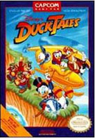 Photo de la boite de Duck Tales