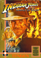 Photo de la boite de Indiana Jones and the Temple of Doom
