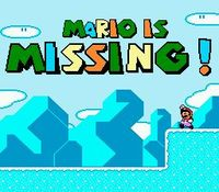Mario is Missing, capture décran