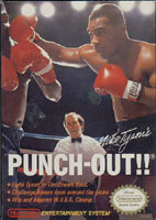 Photo de la boite de Mike Tyson s Punch-Out