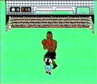 Mike Tyson s Punch-Out, capture d'écran