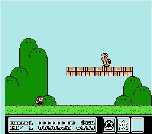Images De Super Mario Bros 3 Sur Nintendo Nes Captures D