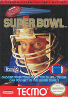 Photo de la boite de Tecmo Super Bowl