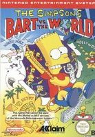 Photo de la boite de The Simpsons - Bart Vs the World