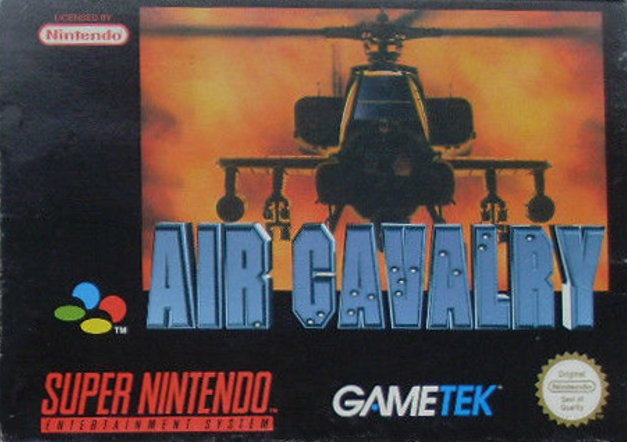 Photo de la boite de Air Cavalry