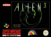 Photo de la boite de Alien 3