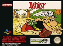 Photo de la boite de Asterix