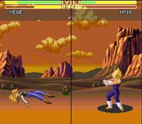 Dragon Ball Z - Ultime Menace sur Nintendo Super Nes