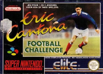 Photo de la boite de Eric Cantona Football Challenge