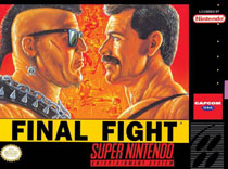 Photo de la boite de Final Fight