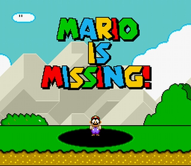 Mario is missing 2 all fuck scenes all dresses - 1 4