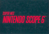Photo de la boite de Nintendo Scope 6