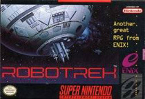 Photo de la boite de Robotrek