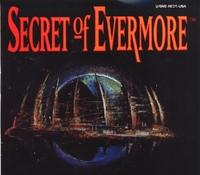 Secret of Evermore, capture décran