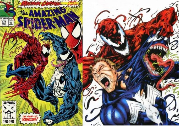 Index Of Images Testsv3 Nintendo Super Nes Spider Man And Venom