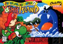 Photo de la boite de Super Mario World 2 - Yoshi s Island