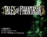 Tales of Phantasia, capture décran