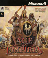 Photo de la boite de Age of Empires