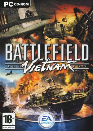 Photo de la boite de Battlefield Vietnam