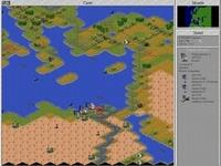 une photo d'�cran de Civilization 2 sur PC